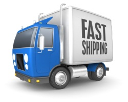 Fast Next Day Shipping Discreet